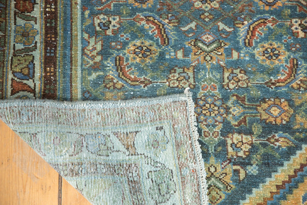 Vintage Distressed Hamadan Rug Runner / Item sm001347 image 12