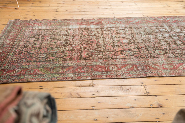 Antique Distressed Karabagh Rug Runner / Item sm001360 image 2