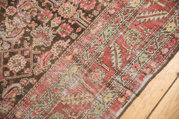 Antique Distressed Karabagh Rug Runner / Item sm001360 image 6