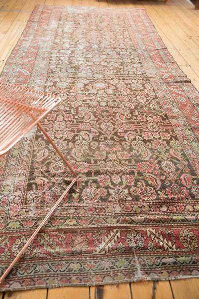 Antique Distressed Karabagh Rug Runner / Item sm001360 image 7