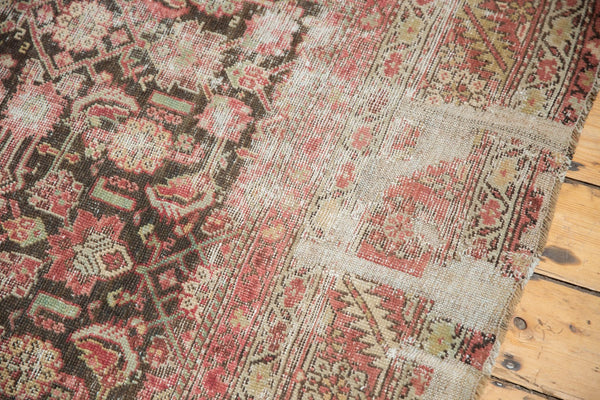 Antique Distressed Karabagh Rug Runner / Item sm001360 image 9