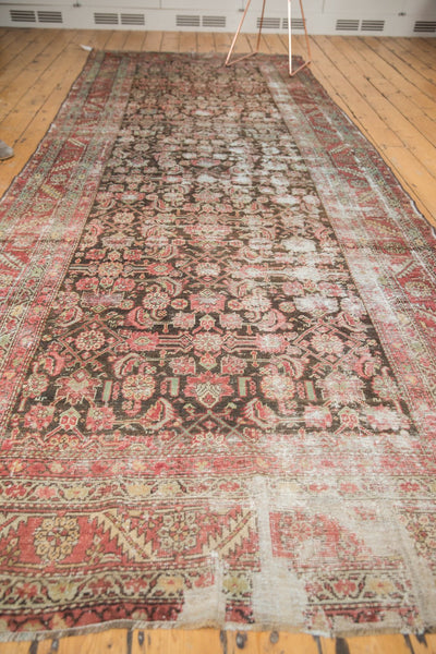 Antique Distressed Karabagh Rug Runner / Item sm001360 image 10