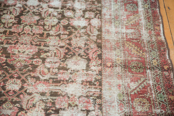 Antique Distressed Karabagh Rug Runner / Item sm001360 image 11