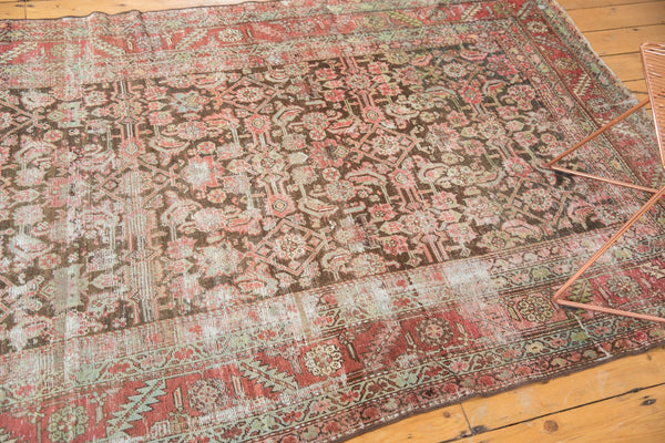 Antique Distressed Karabagh Rug Runner / Item sm001360 image 13