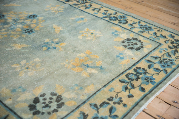 Antique Distressed Peking Rug / Item sm001362 image 4