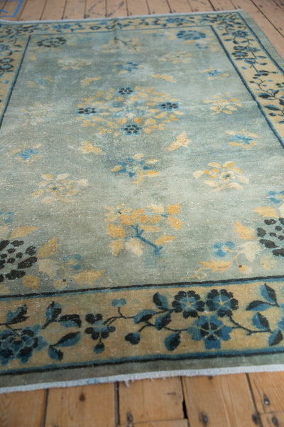 Antique Distressed Peking Rug / Item sm001362 image 5