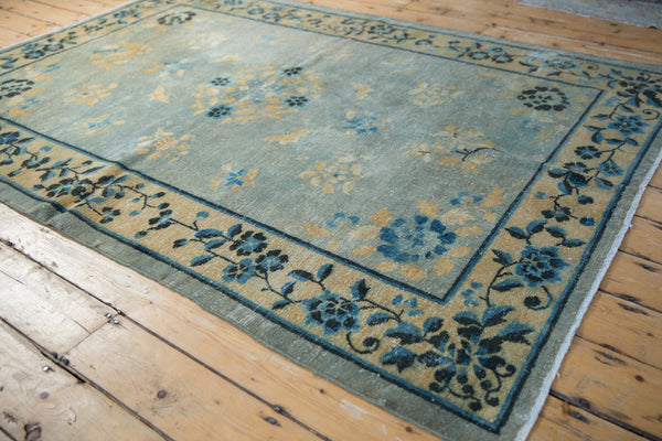 Antique Distressed Peking Rug / Item sm001362 image 6