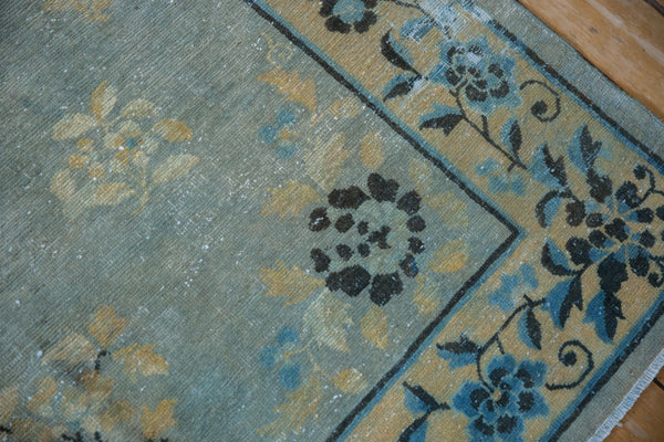 Antique Distressed Peking Rug / Item sm001362 image 8
