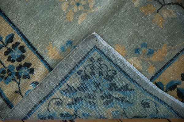 Antique Distressed Peking Rug / Item sm001362 image 11