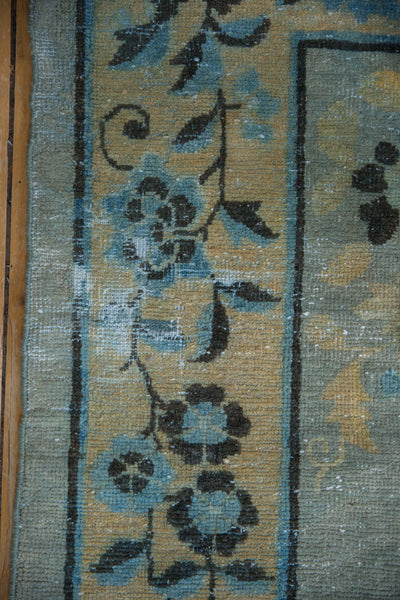 Antique Distressed Peking Rug / Item sm001362 image 12