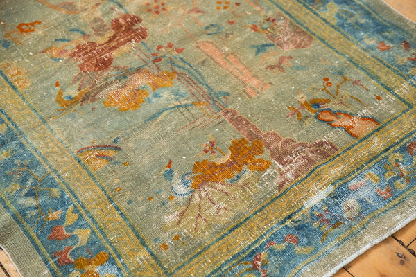 Antique Distressed Peking Rug / Item sm001370 image 3