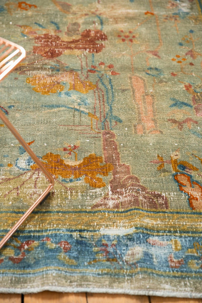 Antique Distressed Peking Rug / Item sm001370 image 5