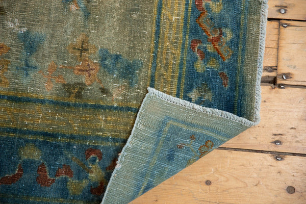 Antique Distressed Peking Rug / Item sm001370 image 10