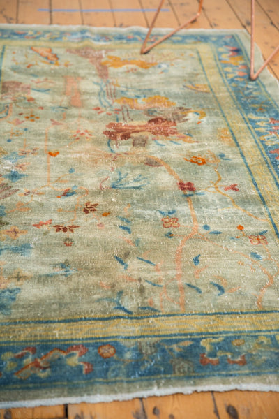 Antique Distressed Peking Rug / Item sm001370 image 12