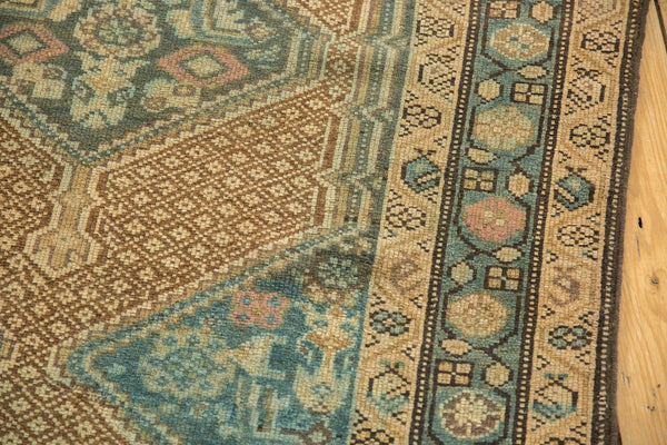 Vintage Distressed Serab Rug Runner / Item sm001376 image 6