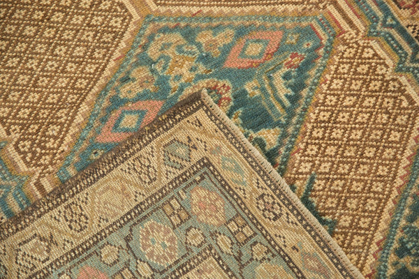 Vintage Distressed Serab Rug Runner / Item sm001376 image 10