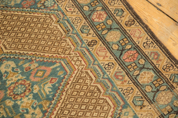 Vintage Distressed Serab Rug Runner / Item sm001376 image 11