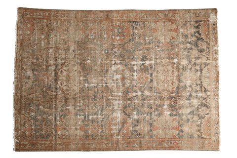 4.5x7 Vintage Distressed Malayer Rug // ONH Item sm001378