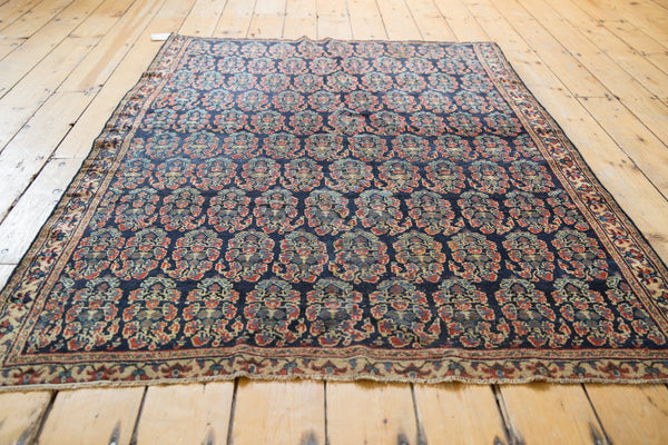 Antique Fine Afshar Rug / Item sm001400 image 3