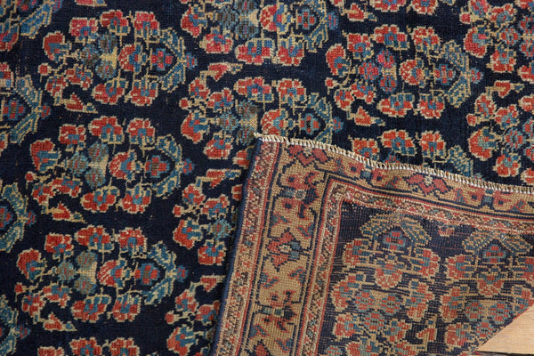Antique Fine Afshar Rug / Item sm001400 image 11