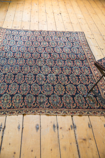 Antique Fine Afshar Rug / Item sm001400 image 16