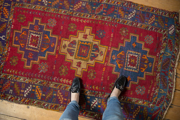 Vintage Turkish Rug / Item sm001428 image 2