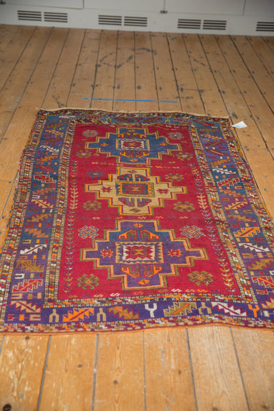 Vintage Turkish Rug / Item sm001428 image 6