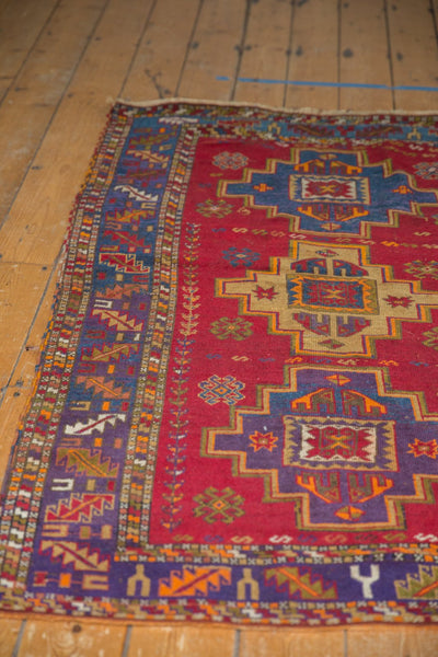 Vintage Turkish Rug / Item sm001428 image 7