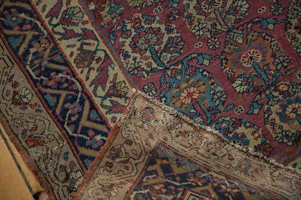 Antique Malayer Rug / Item sm001432 image 10