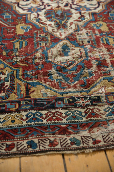 Antique Shirvan Carpet / Item sm001441 image 4