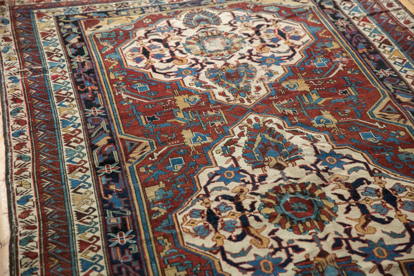 Antique Shirvan Carpet / Item sm001441 image 5