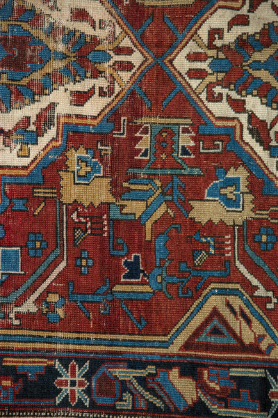 Antique Shirvan Carpet / Item sm001441 image 6