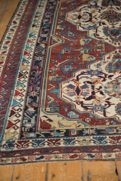 Antique Shirvan Carpet / Item sm001441 image 8