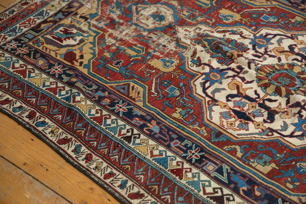 Antique Shirvan Carpet / Item sm001441 image 11