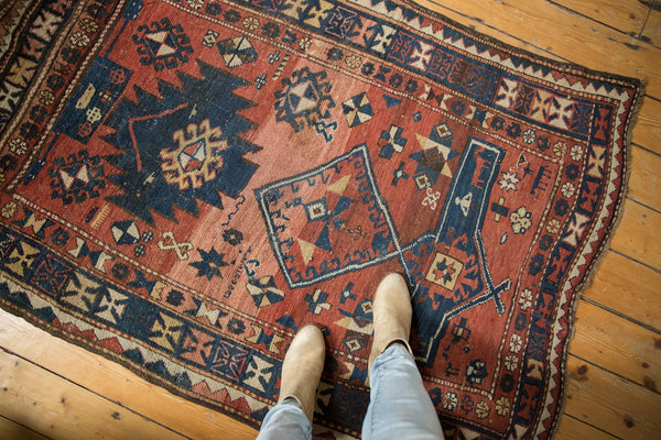 Antique Caucasian Rug / Item sm001456 image 2