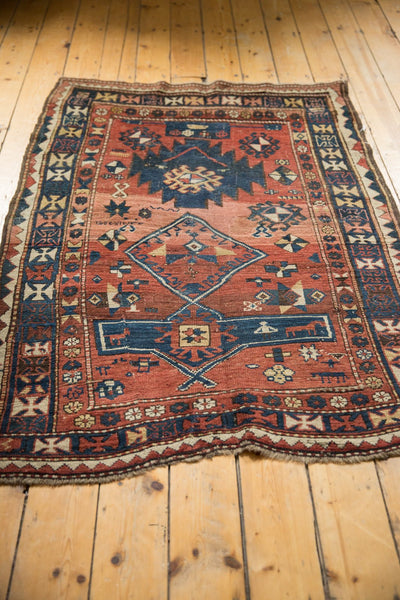Antique Caucasian Rug / Item sm001456 image 3