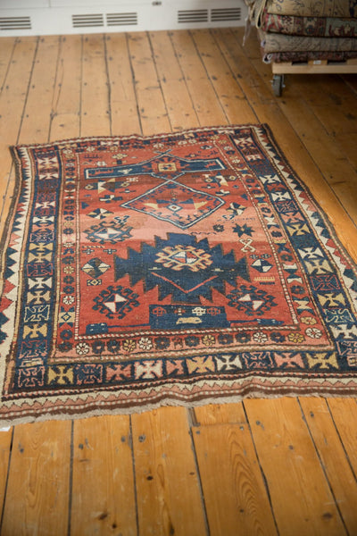 Antique Caucasian Rug / Item sm001456 image 5