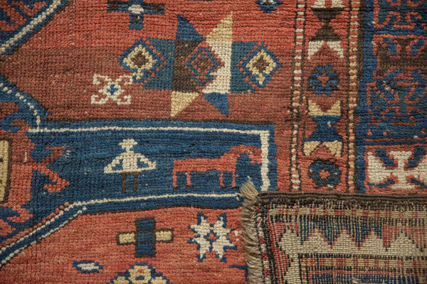 Antique Caucasian Rug / Item sm001456 image 8
