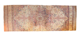 Antique Fragment Kermanshah Carpet / ONH item sm001462