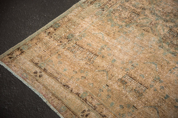 Vintage Distressed Northwest Persian Square Rug / ONH item sm001480 image 7