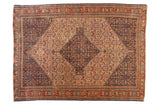 Antique Senneh Rug / ONH item sm001486