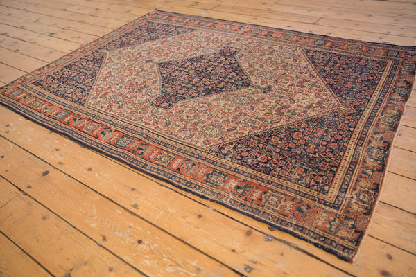 Antique Senneh Rug / ONH item sm001486 image 2