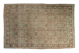 Vintage Distressed Shiraz Carpet / ONH item sm001497