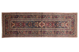 Antique Kerman Rug Runner / ONH item sm001511