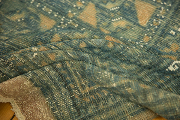 Vintage Distressed Belouch Carpet / ONH item sm001514 Image 8