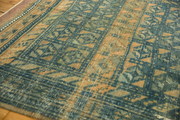 Vintage Distressed Belouch Carpet / ONH item sm001514 Image 12