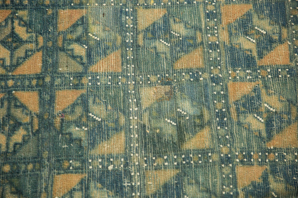 Vintage Distressed Belouch Carpet / ONH item sm001514 Image 13