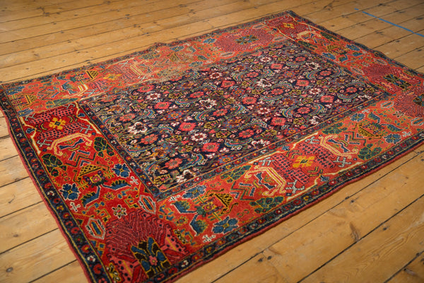 Antique Fragment Bijar Rug / ONH item sm001528 Image 5