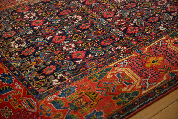 Antique Fragment Bijar Rug / ONH item sm001528 Image 6