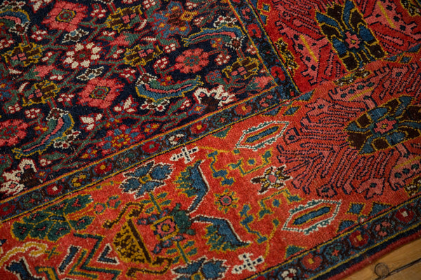 Antique Fragment Bijar Rug / ONH item sm001528 Image 7